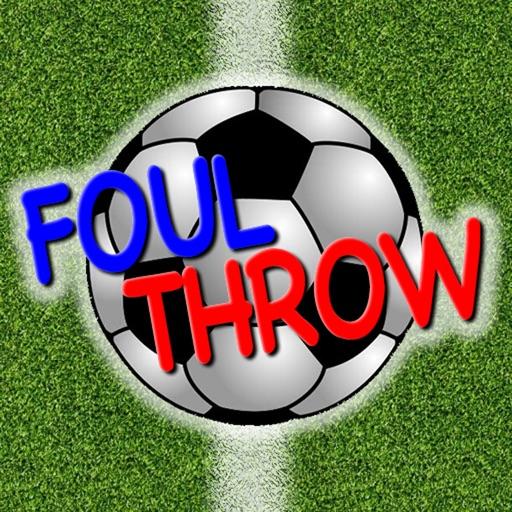 Foul Throw iOS App