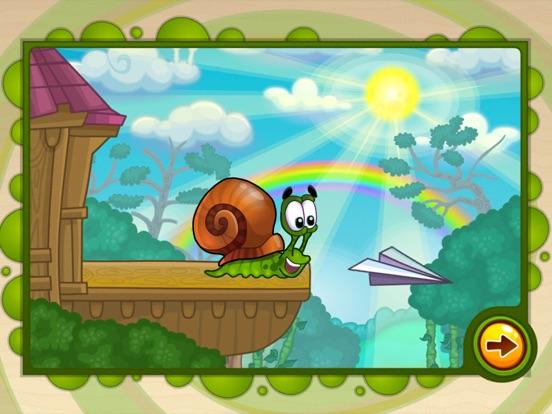 Snail Bob 2 (Улитка Боб 2) на iPad