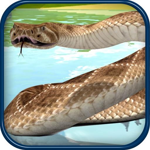 Angry Anaconda 2017 Simulator Sea Adventure Pro iOS App