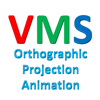 VMS Orthographic Projection Animation Wiki