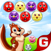 uzair ahmad - Bubble Shooter Squirrel Arcade Birds Match Game artwork