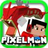 pixelmon go addons for Minecraft pe