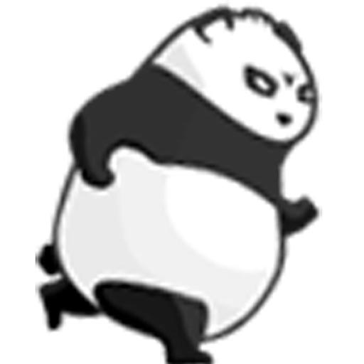 Running Panda - Running Games iOS App