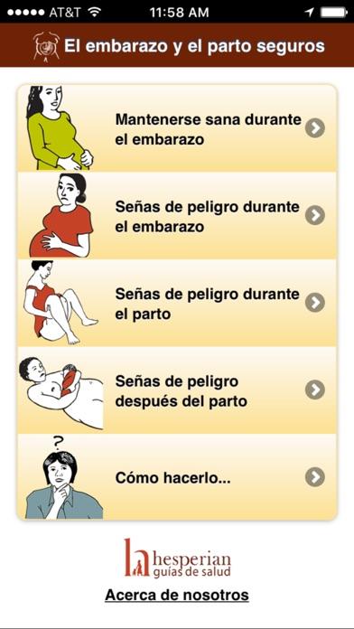 download El embarazo y el parto seguros apps 4