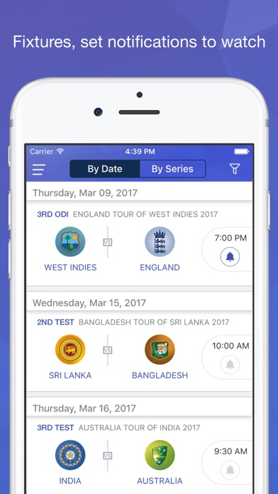 Willow Cricket App For Iphone