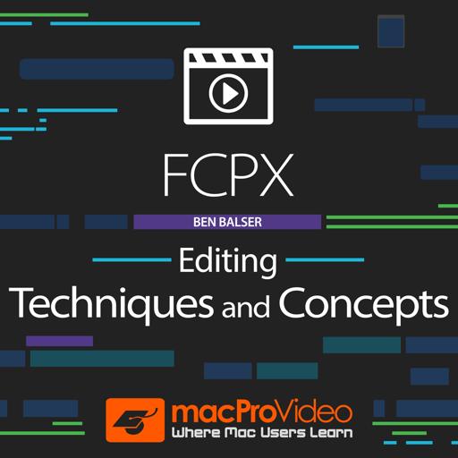 FCPX Editing Techniques Mac OS X