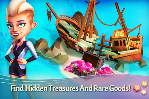 FarmVille: Tropic Escape screenshot 4