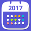 Calendario Z Gratis - simple planificador