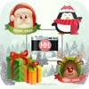 My Christmas Photo Stickers & Cards wechat