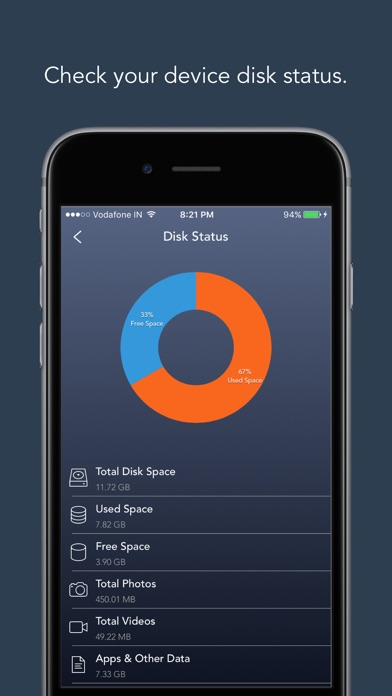 Avana : App Analyzer, Safe Browser & Disk Manager! Screenshots