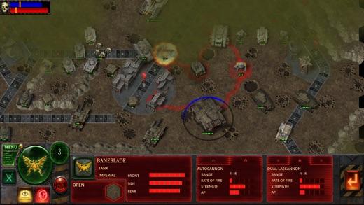 Battle of Tallarn Screenshots