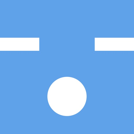 Dash Up - Jumping Ball iOS App