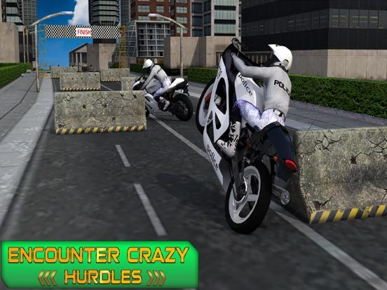 Police Moto Training screenshot 9