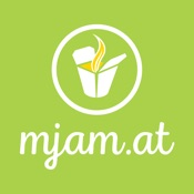 Mjam.at - Order Pizza, Burger & Co online App Icon