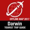 达尔文 旅遊指南+離線地圖