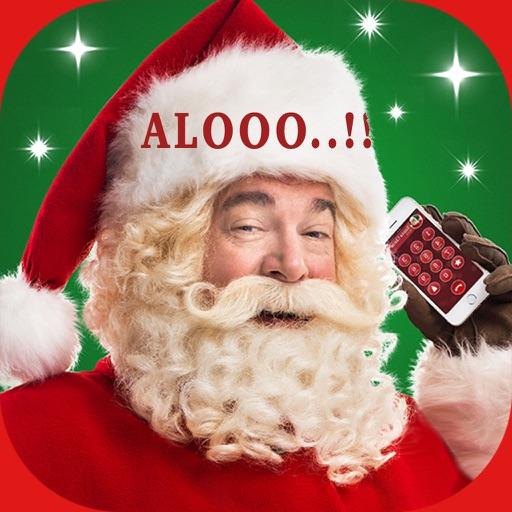 Santa Video Face Time & Voice Call HD iOS App