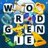 Word Genie - Puzzles & Gems