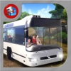 Offroad Tourist Coach Sims - Hill Station Drive