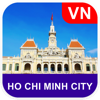 Ho Chi Minh City, Viet Nam Map - PLACE STARS