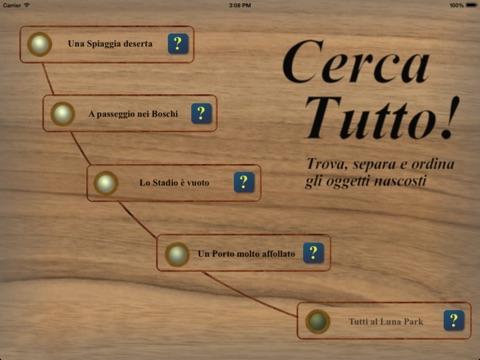 Cerca Tutto! screenshot 1