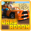 Cars Addon Map for Minecraft - Pocket Edition PE !