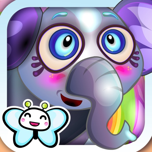 Baby Animals Learning Games! Your New Cute Pets  Will Teach You To Count, Animal Names & Sounds iOS App