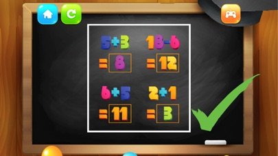 Screenshot #5 for Learn Basic Math is Fun for Kids Age 3-5