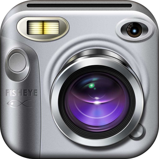 鱼眼相机:InstaFisheye – LOMO Fisheye Lens for Instagram