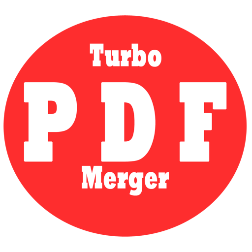Turbo PDF Merger - Merge unlimited PDF File