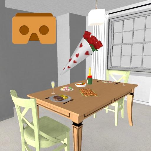 VR Valentine's Day iOS App