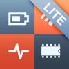 System Status Lite - CPU, battery, storage monitor