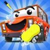 儿童洗车游戏:欧洲卡车模拟2