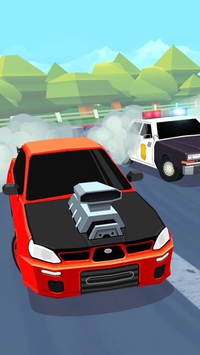 Thumb Drift Furious One Touch Car Racing On The App Store