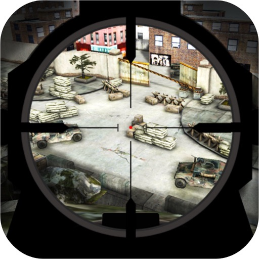 Hit Sniper City Land iOS App