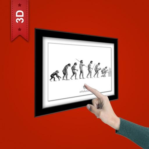3D相框:iFrame : 3D Photo Framing