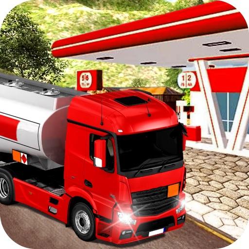 Oil Transport Off Road Truck