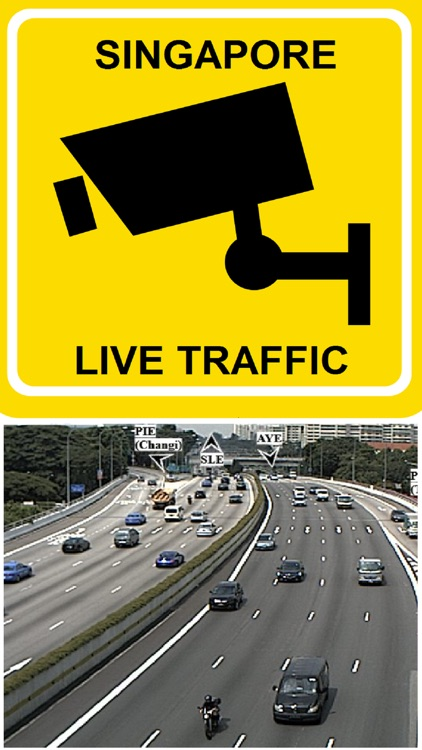 Singapore Live Road Traffic Cameras SG Trafficam by Janice Ong