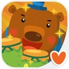 Kids Animal Game - The Bear & Bee, Play & Learn