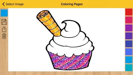 Dibujos para colorear  Juegos de pintar imgenes en App Store