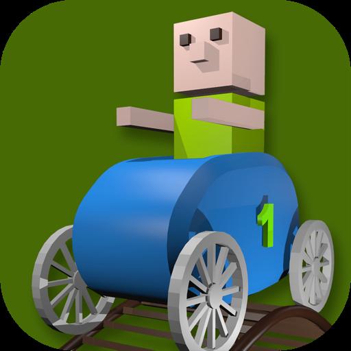 Toy RollerCoaster 3D Mac OS X