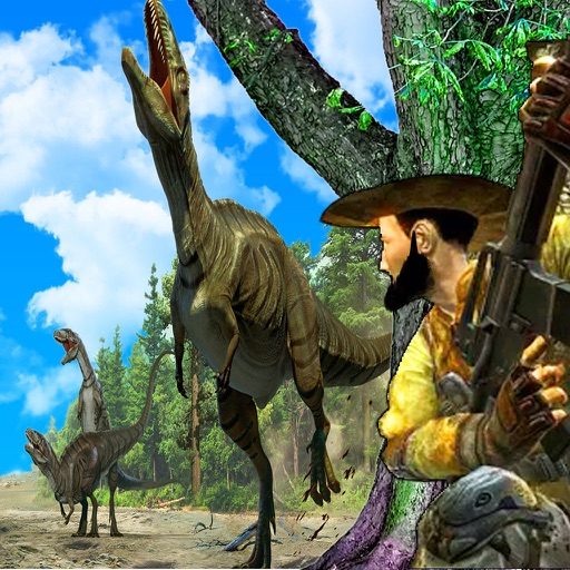 Dinosaur Deadly Attack : Real Hunting Free Game iOS App