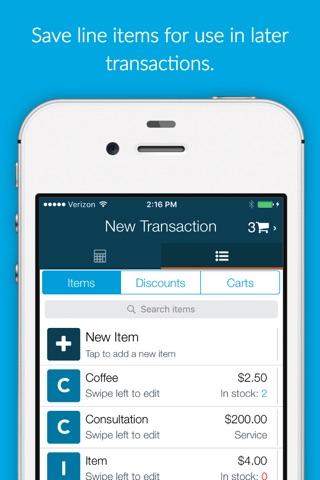 Fattmerchant Payments Mobile screenshot 3