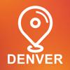 Denver, CO - Offline Car GPS App