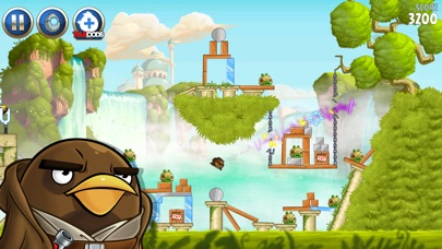 Screenshot of Angry Birds Star Wars II3