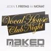 Vocal House Club Night vocal