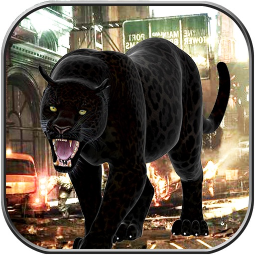 Grand Black Panther Rampage iOS App