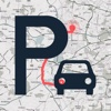 Parking map - find parking lot,accurate navigation