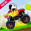Paw Monster Truck - Puppy dog Wiki