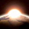 Previsión meteorológica mundo. 3D Tierra y Widget