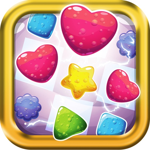 Duo Candy Spiner - Tap Swap and Burst iOS App